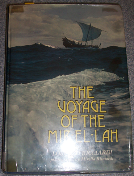 Image for Voyage of the Mir-el-lah, The