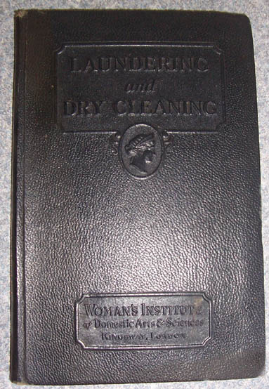 Image for Laundering and Dry Cleaning: Home Laundering, Dry Cleaning