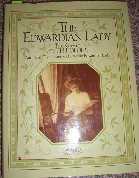 Image for Edwardian Lady, The: The Story of Edith Holden