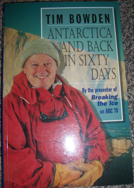 Image for Antarctica and Back in Sixty Days