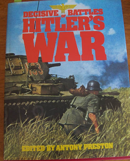 Image for Decisive Battles of Hitler's War