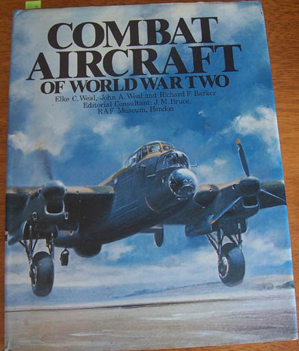 Image for Combat Aircraft of World War Two