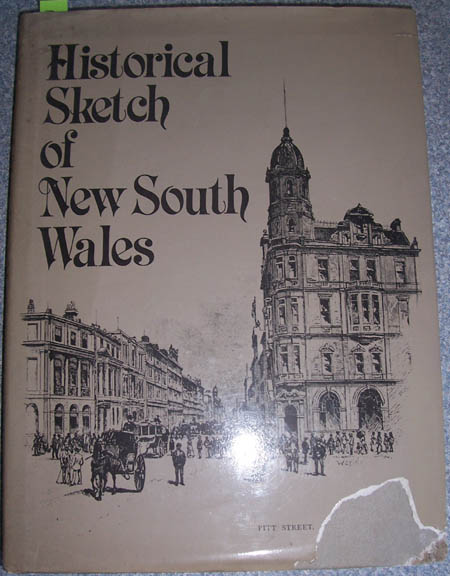Image for Historical Sketch of New South Wales