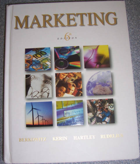 Image for Marketing (with Student Resource CD-ROM)