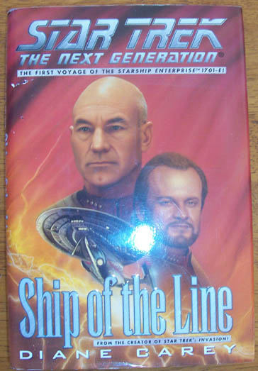Image for Star Trek: The Next Generation - Ship of the Line