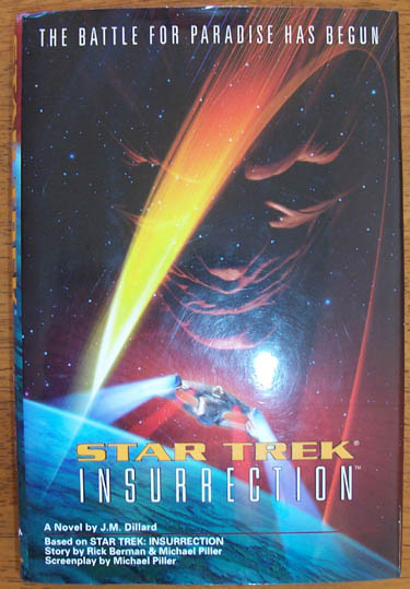 Image for Star Trek: Insurrection