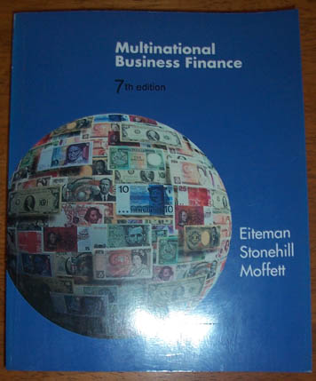 Image for Multinational Business Finance