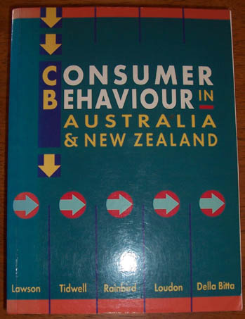 Image for Consumer Behaviour in Australia & New Zealand