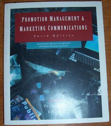 Image for Promotion Management & Marketing Communications
