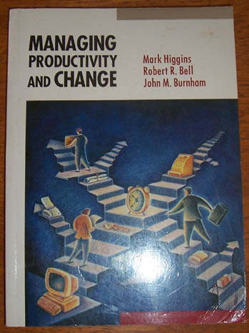 Image for Managing Productivity and Change
