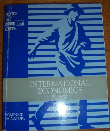 Image for International Economics