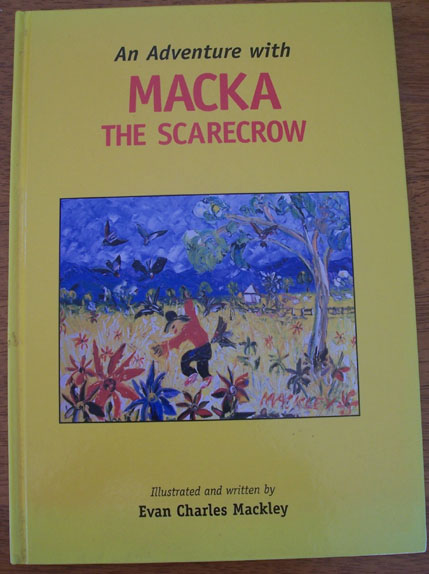 Image for Adventure with Macka The Scarecrow, An