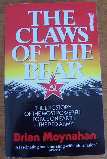Image for Claws of the Bear, The: The Epic Story of the Most Powerful Force on Earth - The Red Army