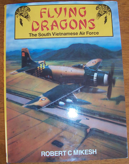 Image for Flying Dragons: The South Vietnamese Air Force
