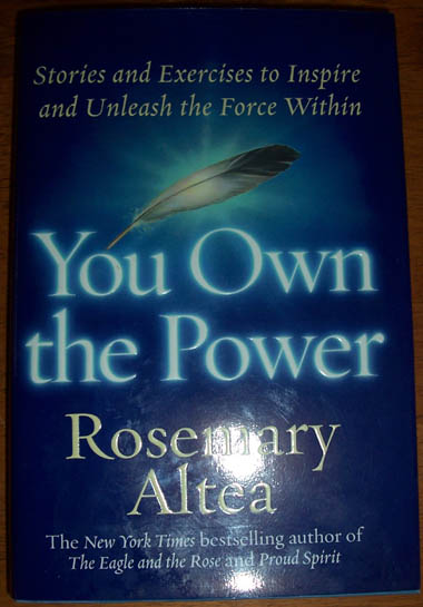 Image for You Own the Power: Stories and Exercises to Inspire and Unleash the Force Within