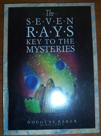 Image for Seven Rays, The: Key to the Mysteries