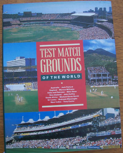 Image for Test Match Grounds of the World