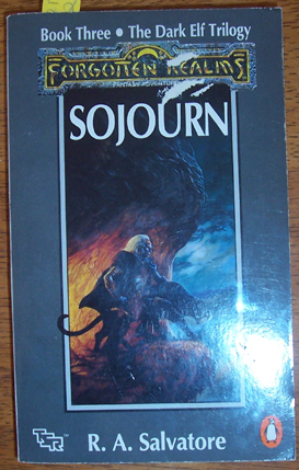 Image for Sojourn - Book #3 - The Dark Elf Trilogy
