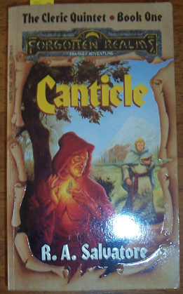 Image for Canticle - Book #1 - The Cleric Quintet