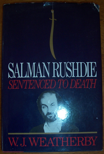 Image for Salman Rushdie: Sentenced to Death