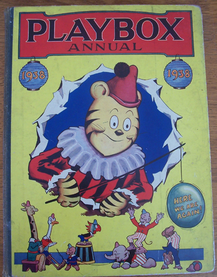 Image for Playbox Annual 1938
