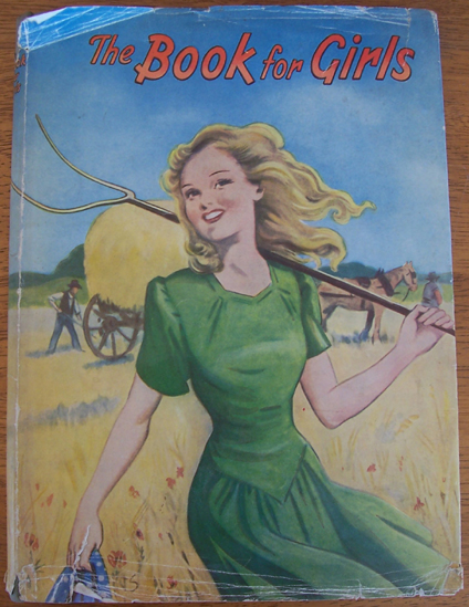 Image for Book for Girls, The