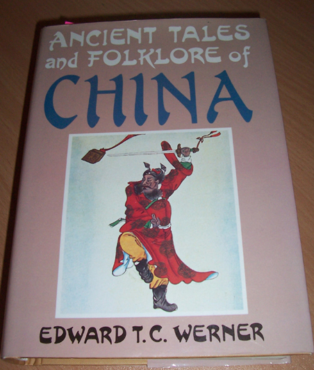 Image for Ancient Tales and Folklore of China