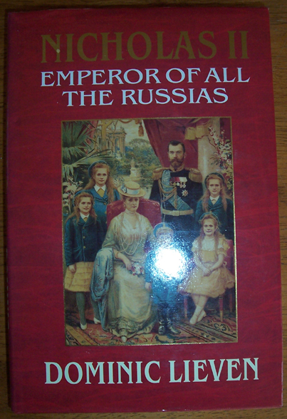 Image for Nicholas II: Emperor of All the Russias