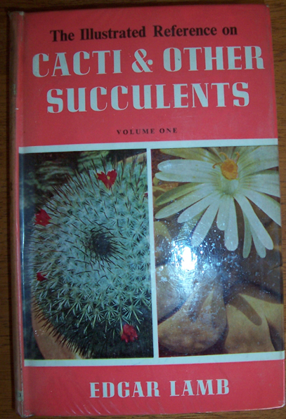 Image for Illustrated Reference on Cacti & Other Succulents, The (Volume 1)