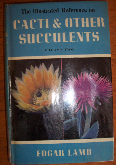 Image for Illustrated Reference on Cacti & Other Succulents, The (Volume 2)