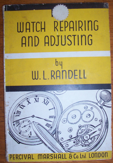 Image for Watch Repairing and Adjusting