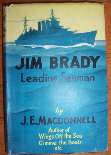 Image for Jim Brady, Leading Seaman
