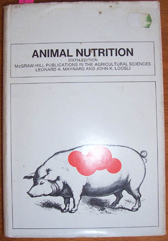 Image for Animal Nutrition