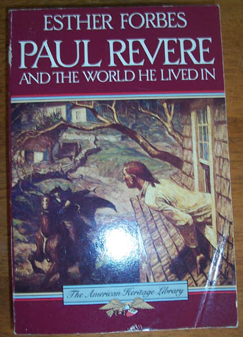 Image for Paul Revere and the World He Lived In