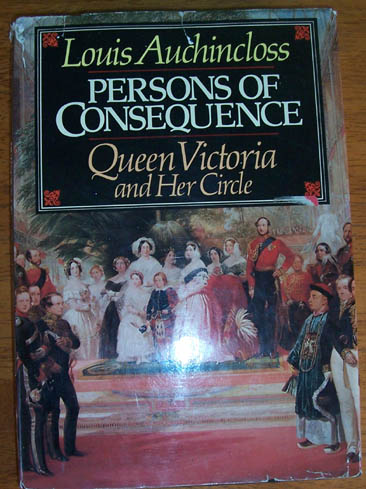 Image for Person of Consequence: Queen Victoria and Her Circle