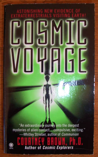 Image for Cosmic Voyage: True Evidence of Extraterrestrials Visiting Earth