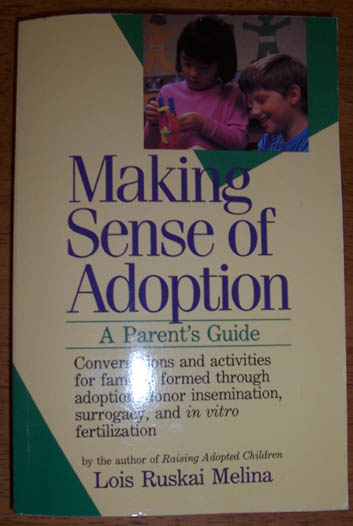 Image for Making Sense of Adoption: A Parent's Guide