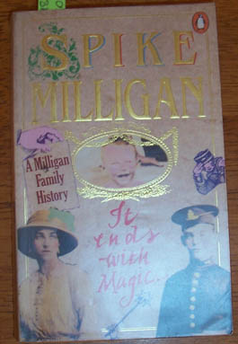 Image for It Ends with Magic: A Milligan Family History