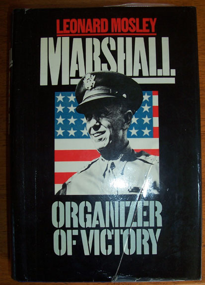 Image for Marshall: Organizer of Victory