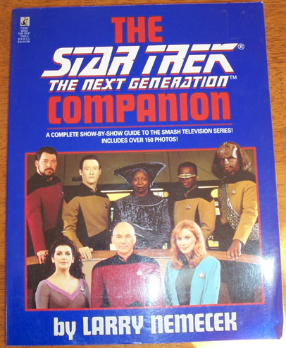 Image for Star Trek: The Next Generation Companion