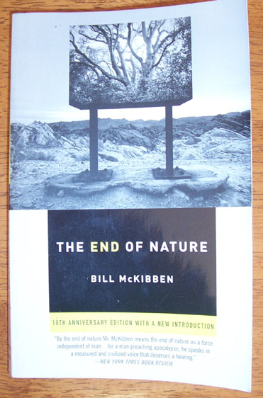 Image for End of Nature, The