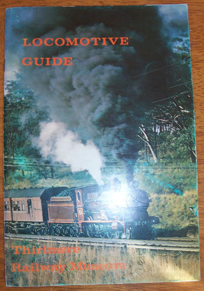 Image for Locomotive Guide: Thirlmere Railway Museum
