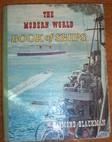 Image for Modern World Book of Ships, The