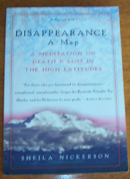 Image for Disapperance: A Map - A Meditation on Death & Loss in the High Latitudes