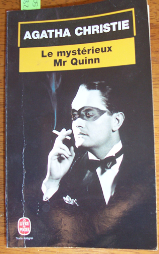 Image for Le Mysterieux Mr Quinn (The Mysterious Mr Quinn) - French Language