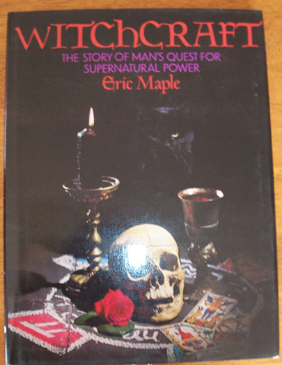 Image for Witchcraft: The Story of Man's Quest for Supernatural Power