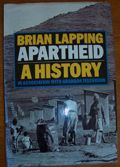 Image for Apartheid: A History