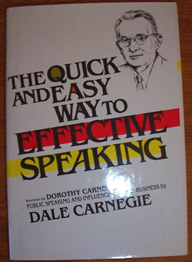 Image for Quick and Easy Way to Effective Speaking, The