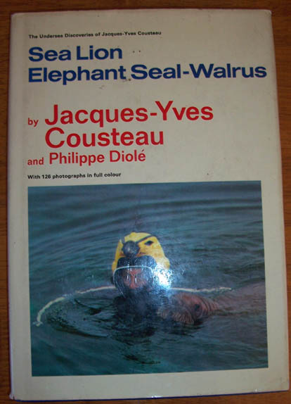 Image for Undersea Discoveries of Jacques-Yves Cousteau: Sea Lion, Elephant Seal, Walrus, The