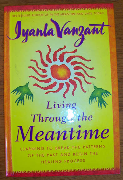 Image for Living Through the Meantime: Learning to Break the Patterns of the Past and Begin the Healing Process